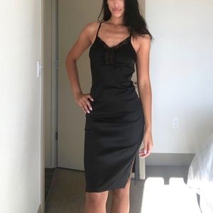 Dresses & Skirts - Slip Dress with slits